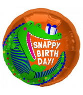 "18"" Snappy Birthday"
