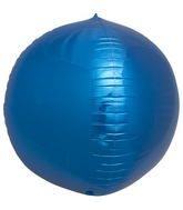 "17"" Blue Sphere"