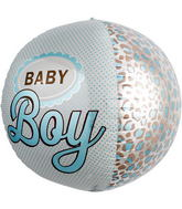 "17"" Baby Boy Sphere"