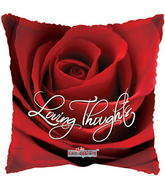 "18"" Rose Loving Thoughts"
