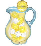 "33"" Lemonaid Pitcher Balloon"