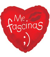 "18"" Me Fascinas :) You Like Me"