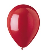 "12"" Standard Red Latex (50 Per Bag)"