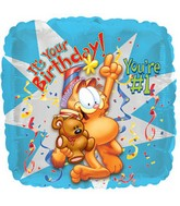 "18&#39&#39 Garfield ""It&#39s your B-day, you&#39re #1"""