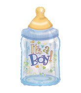 "33"" It&#39s a Boy Bottle"