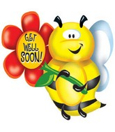 "36"" Get Well Soon Bee Box130"