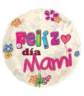 "18"" Feliz dia Mami ""Happy Mommy&#39s Day"""