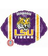"18"" Collegiate Football Louisiana State University - Tigers"