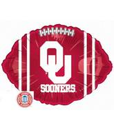 "18"" Collegiate Football Oklahoma - Sooners"