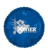 "18"" Collegiate Football Xavier University - Musketeers"