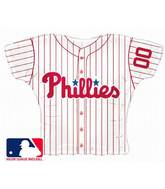 "23"" MLB BaseBall Jersey Philadelphia Phillies"