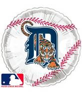 "18"" MLB BaseBall Balloon Detroit Tigers"