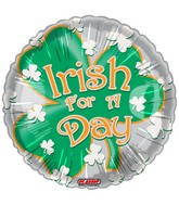 "18"" Irish for A Day"