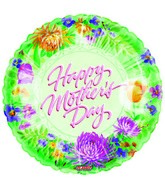 "18"" Happy Mother&#39s Day Kumiko Floral"