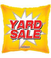 "18"" Yard Sale Balloon"