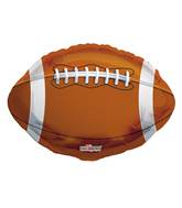 "4"" Airfill Football Shape Balloon"