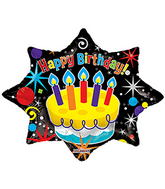 "28"" Party Explosion Shape balloons"