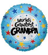 "18"" World&#39s Greatest Grandpa Balloon"