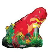 "28"" Dinosaur Shape Balloon"