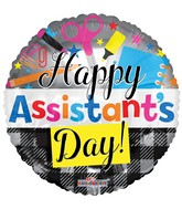 "18"" Assistant&#39s Day Balloon"