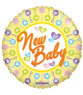 "18"" New Baby Balloon"
