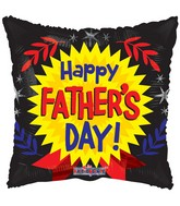 "18"" Happy Father's Day Medal Balloon"