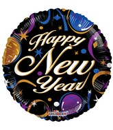 "18"" New Year Celebration Balloon"