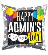 "18"" Admin&#39s Day Balloon"