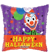 "18"" Scary Clown Balloon"