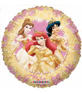 "18"" Disney Princesses with Jasmin"