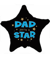 "18"" Dad You�Re A Star"