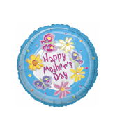"18"" Mother&#39s Day Swirls Balloon"