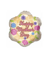 "18"" Happy Mother&#39s Day Balloon Circles"