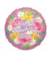 "18"" Happy Mother&#39S Day Spring Floral Assortment"