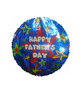 "9"" Airfill Father´S Day Stars"