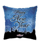 "18"" New Year Landscapes (Converusa)"
