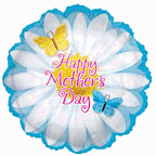 "18"" Balloon Mother&#39s Day Daisy"