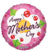 "18"" Ladybugs Happy Mother&#39s Day Balloon"