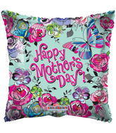 "18"" Retro Flowers Mother&#39s Day"