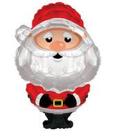 "36"" Santa Christmas Shape Balloon"
