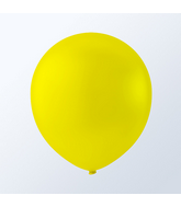 "5"" Latex Balloons Creative Brand (144 Count) Yellow"
