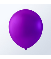 "9"" Creative Brand Purple Latex Balloons (144 Per Bag)"