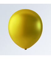 "9"" Creative Brand Gold Latex Balloons (144 Per Bag)"