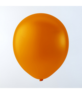 "9"" Creative Brand Orange Latex Balloons (144 Per Bag"