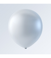 "9"" Creative Brand Pearl White Latex Balloons (144 Per Bag)"