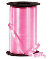 "3/16"" Poly Curling Ribbed Ribbon Hot Pink"