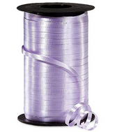 "3/16"" Poly Curling Ribbed Ribbon Lilac Orchid"