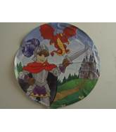 "18"" The Knight And Dragon Mylar Balloon"