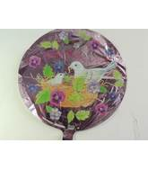 "18"" Mother Day Bird Mylar Balloon"