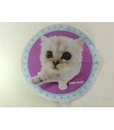 "18"" The Cat Artist Collection Mylar Balloon"